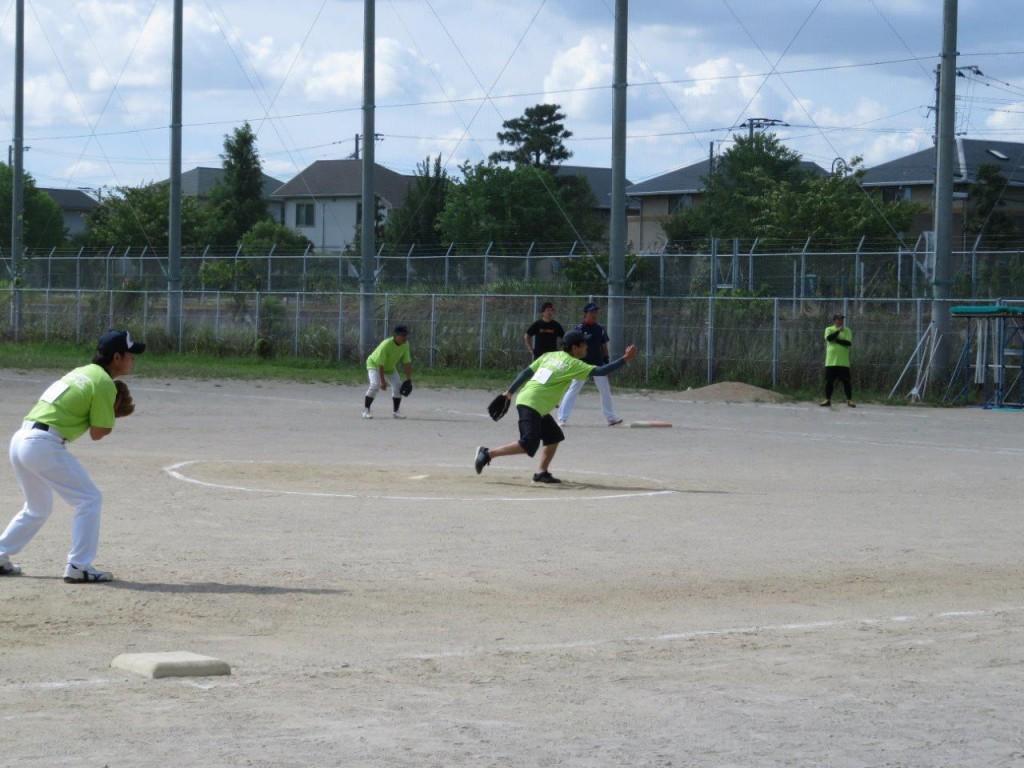 ソフトボール大会2