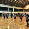 ソフトバレーボール部による第22回親善大会が開催されました。のサムネイル